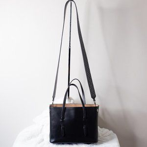 Alaia Black Mini Mina Bag